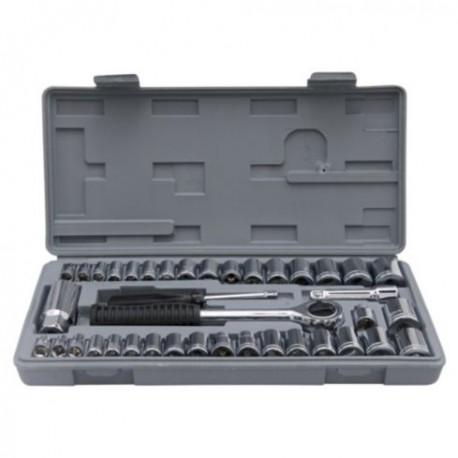 Set herramientas 40 Piezas